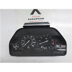 BMW E34 E32 speedometer instrument cluster 62118351832 #23