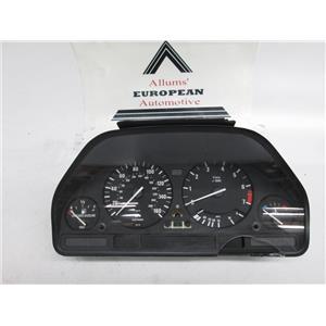 BMW E34 E32 speedometer instrument cluster 62118361730 #14