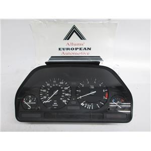 BMW E34 speedometer instrument cluster 62118359205 #13