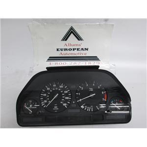 BMW E34 E32 speedometer instrument cluster 62118356227 #14