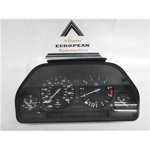 BMW E34 speedometer instrument cluster 62118359205 #10