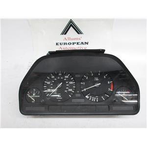 BMW E34 E32 speedometer instrument cluster 62111389561