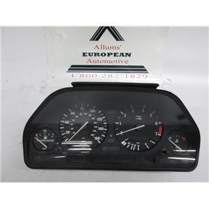 BMW E34 E32 speedometer instrument cluster 62118361730 #22