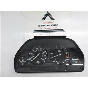 BMW E34 E32 speedometer instrument cluster 62118356227