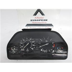 BMW E34 speedometer instrument cluster 62118359205 #6
