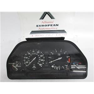 BMW E34 speedometer instrument cluster 62118351832 #12