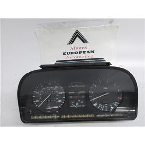 BMW E28 528e 535i speedometer instrument cluster 63211373090 #10