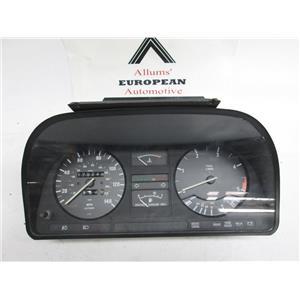BMW E28 528e 535i speedometer instrument cluster 1375583 #12