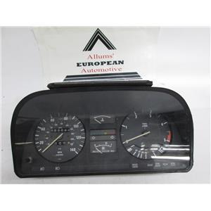 BMW E28 528e 535i speedometer instrument cluster 1376509 #17