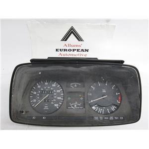 BMW E28 528e 535i speedometer instrument cluster 1385094 #15
