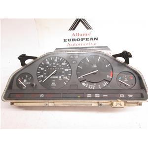 BMW E30 325e speedometer instrument cluster 1377306 #16
