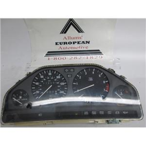 BMW E30 318i 325i speedometer instrument cluster 1377306