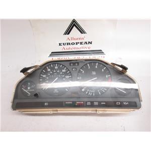 BMW E30 318i 325i speedometer instrument cluster 1377306 #16