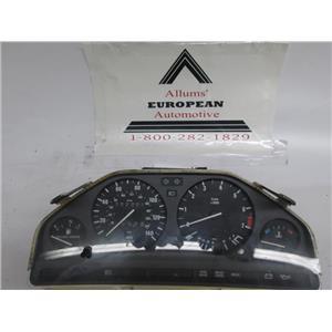 BMW E30 318 speedometer instrument cluster #64