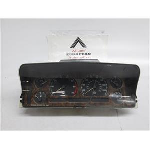 Jaguar XJ6 speedometer instrument cluster DPP1026 #17