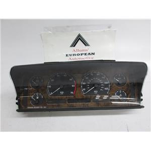 Jaguar XJ6 speedometer instrument cluster DPP1087 #6662