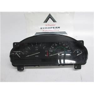 Jaguar S-Type speedometer instrument cluster #13