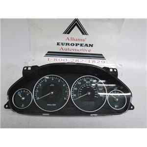 Jaguar X-Type speedometer instrument cluster 1X4F10841A #4