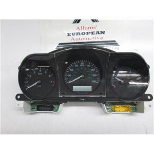 Jaguar XJ8 speedometer instrument cluster LNC4300Ab #7