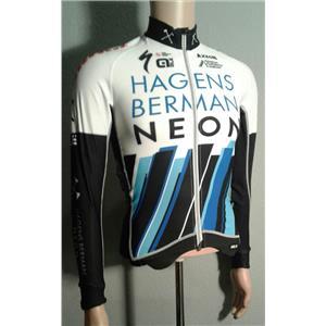 Ale Team Axeon–Hagens Berman Winter Cycling Jacket - Small - New