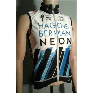 Ale Team Axeon–Hagens Berman Winter Cycling Vest - Small - New