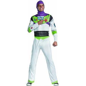 Toy Story Buzz Lightyear Classic Adult Costume XXL 50-52