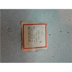 Cutler Hammer 10250T18IN Type N Std. Ind.Light Trans 1Hole Mtg