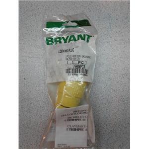 Bryant 7568NPCR 3Pole 3 Wire Locking Plug