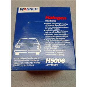 Halogen H5006 Bulb, Halogen, Sealed Beam, Replacement