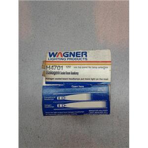 Wagner H4701 Halogen Sealed Beam Headlamp, 12V