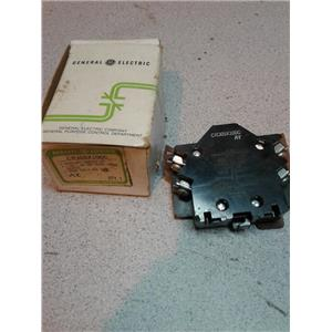 General Electric CR305X100C Auxiliary Contact Kit