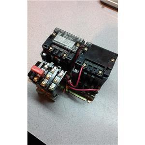 Square D 8736-SB04 Size 0 Reversing Starter 120V