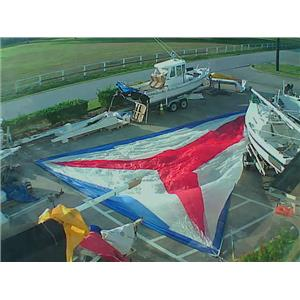 Quantum Spinnaker w 50-0 Luff from Boaters' Resale Shop of TX 1709 1724.94