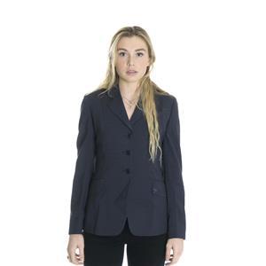 2 NWT The Tailored Sportsman Ladies Minton Squarel Navy Blue Riding Show Jacket