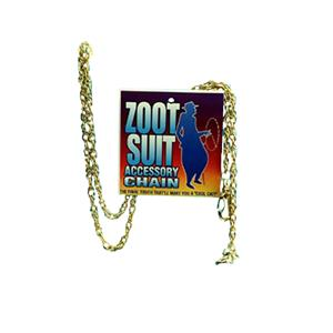 Zoot Suit Gangster Accessory Chain