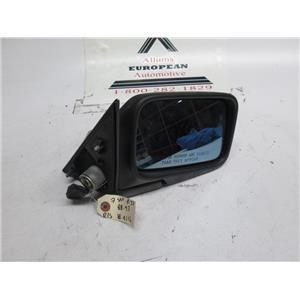 BMW E32 7 series right side door mirror 88-93 #4116