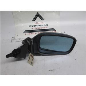 Volvo 240 manual right side door mirror #08849