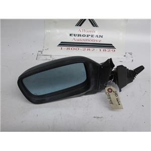 Volvo 240 manual left side door mirror #08848