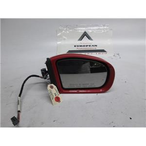 Mercedes W203 C Class right door mirror 01-07 #8856