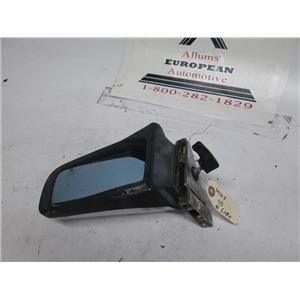 Mercedes R107 left door mirror 75-85 #6180