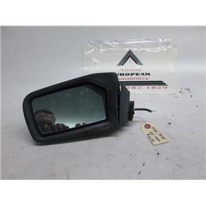 Mercedes R107 left door mirror 75-85 #6177