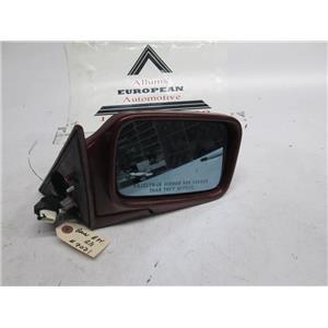 BMW E34 E32 right door mirror #7071