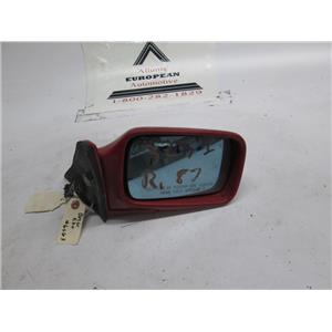 BMW E30 right door mirror #6063