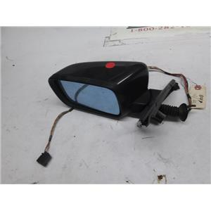BMW E39 5 series left side door mirror #1013