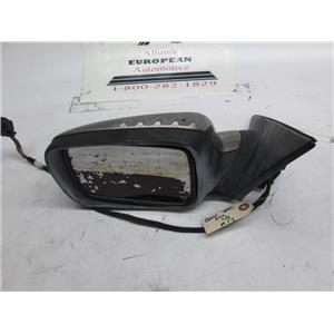 BMW E66 E65 7 series 02-04 left door mirror #17 bad mirror