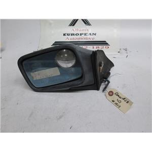BMW E28 left side door mirror #1017