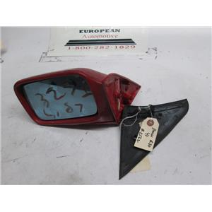 BMW E30 left side door mirror #2562