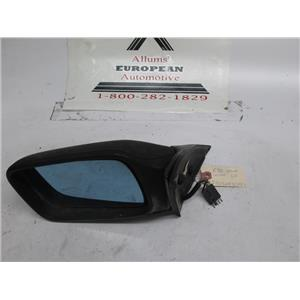 BMW E30 left side door mirror