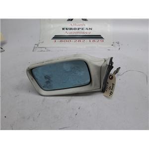 BMW E30 left side door mirror #2565