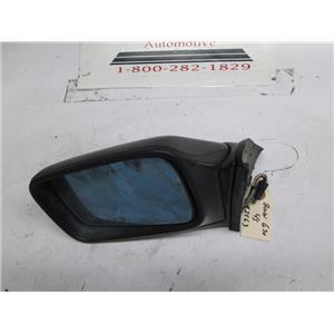 BMW E30 left side door mirror #2563